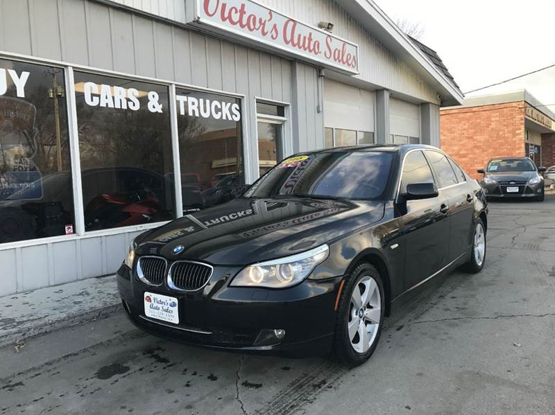 2008 BMW 5 Series AWD 535xi 4dr Sedan - Des Moines IA