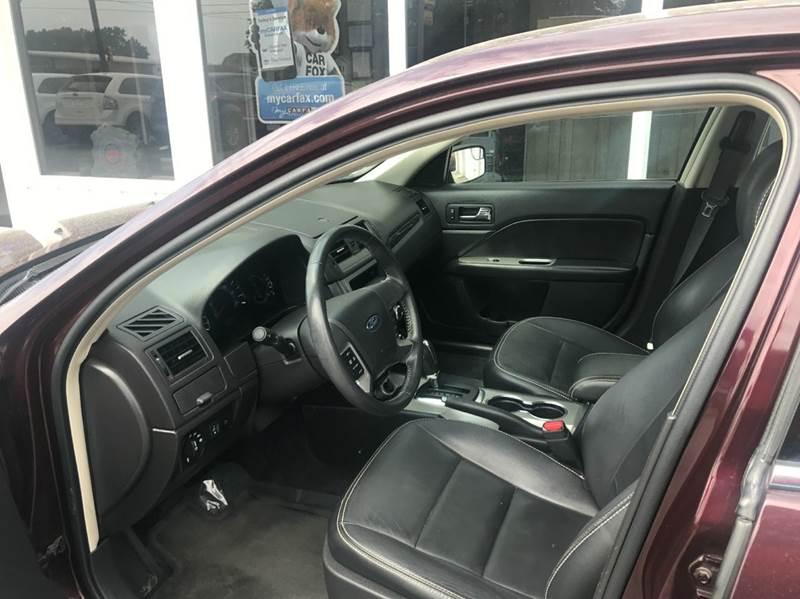 2012 Ford Fusion SEL 4dr Sedan - Des Moines IA
