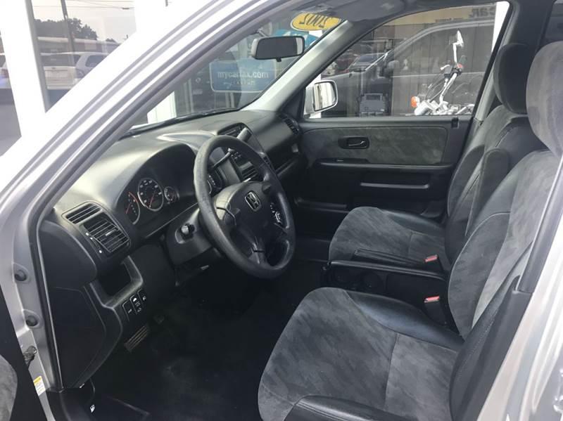 2002 Honda CR-V AWD EX 4dr SUV - Des Moines IA