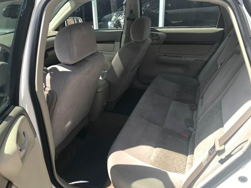 2005 Chevrolet Impala 4dr Sedan - Des Moines IA