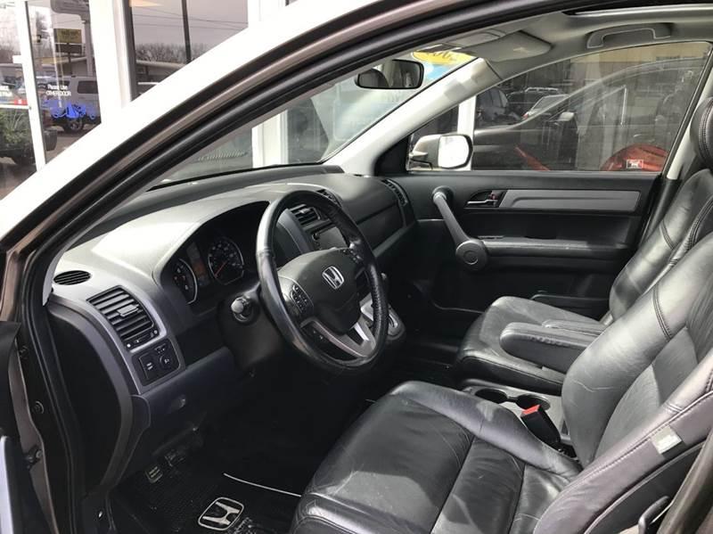 2009 Honda CR-V AWD EX-L 4dr SUV w/Navi - Des Moines IA