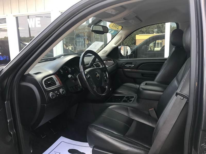 2011 Chevrolet Silverado 1500 4x4 LTZ 4dr Crew Cab 5.8 ft. SB - Des Moines IA