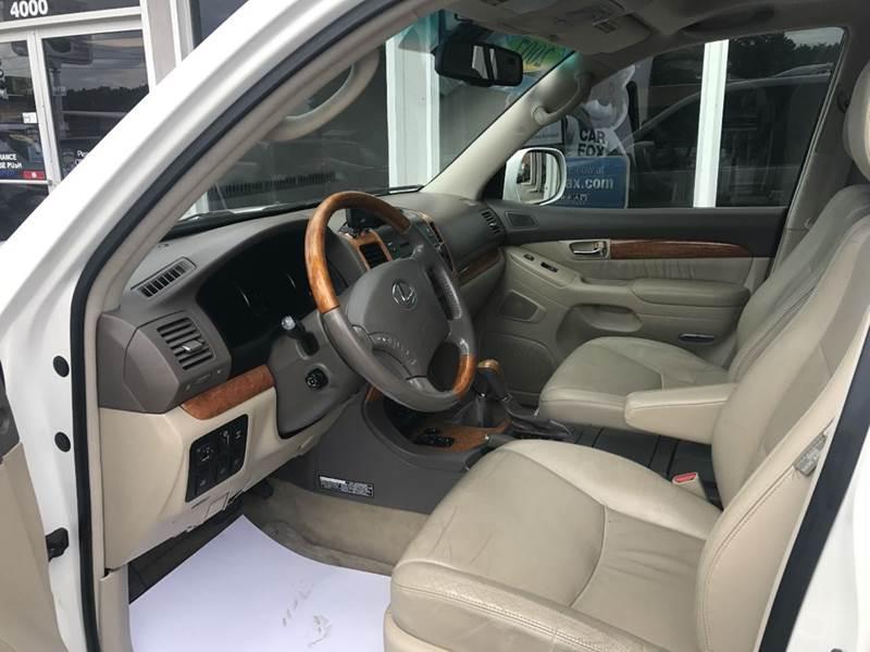 2007 Lexus GX 470 4dr SUV 4WD - Des Moines IA