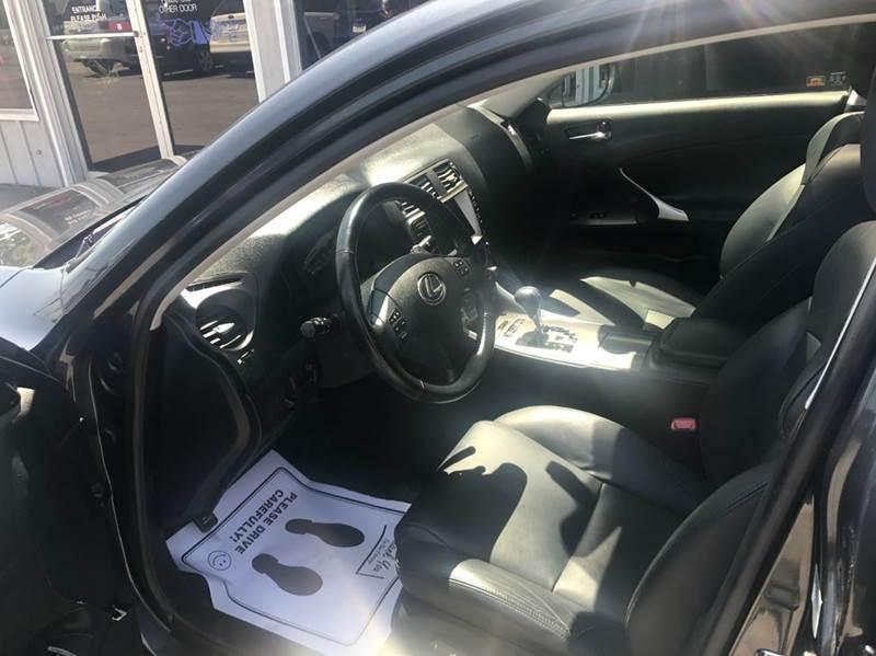 2008 Lexus IS 250 AWD 4dr Sedan - Des Moines IA