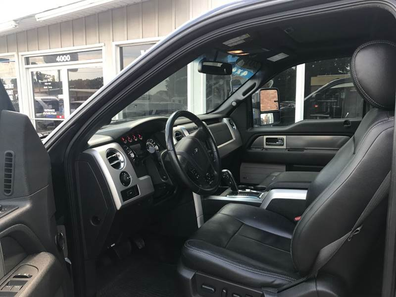 2014 Ford F-150 4x4 FX4 4dr SuperCrew Styleside 5.5 ft. SB - Des Moines IA