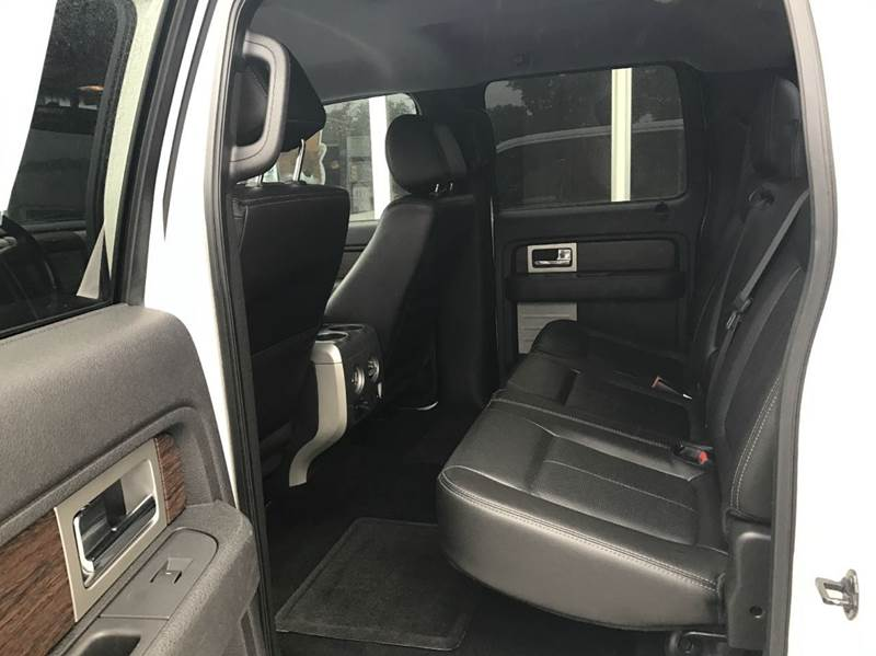 2013 Ford F-150 4x4 Lariat 4dr SuperCrew Styleside 5.5 ft. SB - Des Moines IA