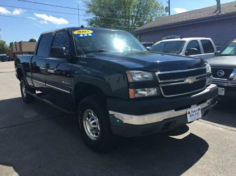 2005 Chevrolet Silverado 2500HD for sale in Des Moines, IA