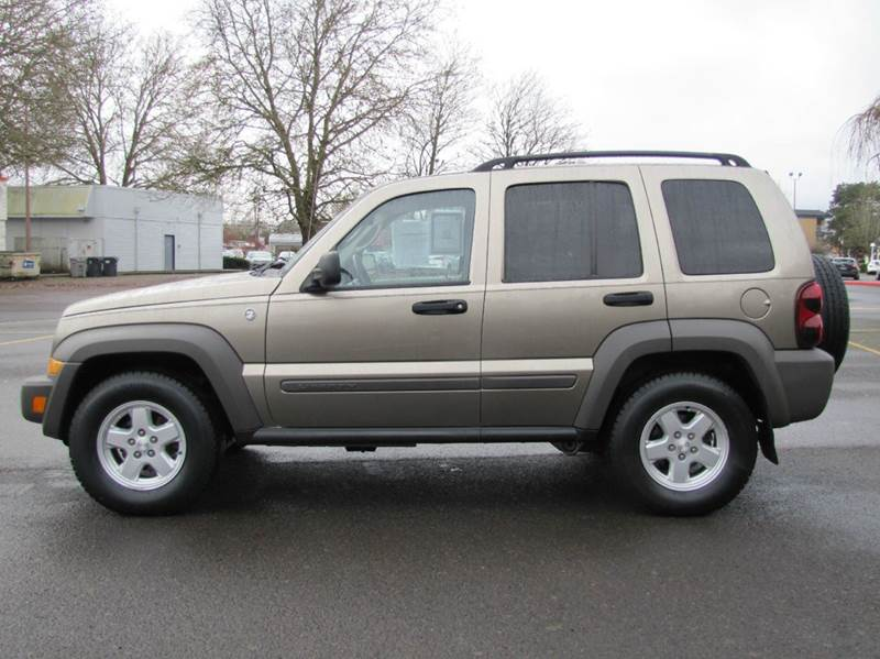 2007 jeep liberty sport 4dr suv 4wd in corvallis or al. Black Bedroom Furniture Sets. Home Design Ideas