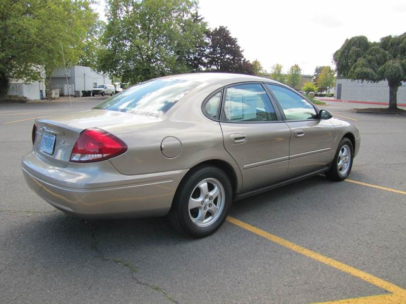 2004 ford taurus ses 4dr sedan w duratec in corvallis or. Black Bedroom Furniture Sets. Home Design Ideas