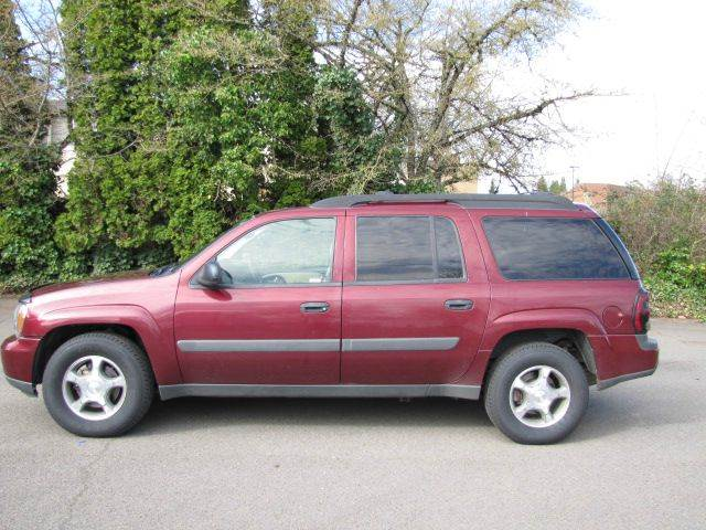 2005 chevrolet trailblazer ext ls 4wd 4dr suv in corvallis. Black Bedroom Furniture Sets. Home Design Ideas