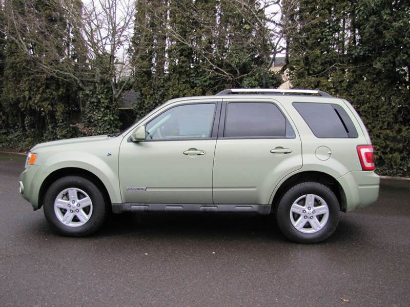 2008 ford escape hybrid awd 4dr suv in corvallis or al hutchinson auto center. Black Bedroom Furniture Sets. Home Design Ideas