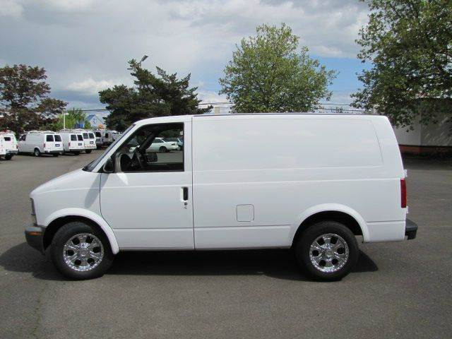 2005 chevrolet astro cargo 3dr extended cargo mini van in corvallis or al hutchinson auto center. Black Bedroom Furniture Sets. Home Design Ideas