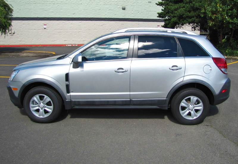2008 Saturn Vue Xe 4dr Suv In Corvallis Or Al Hutchinson