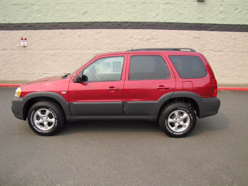 2006 mazda tribute i 4dr suv w automatic in corvallis or. Black Bedroom Furniture Sets. Home Design Ideas