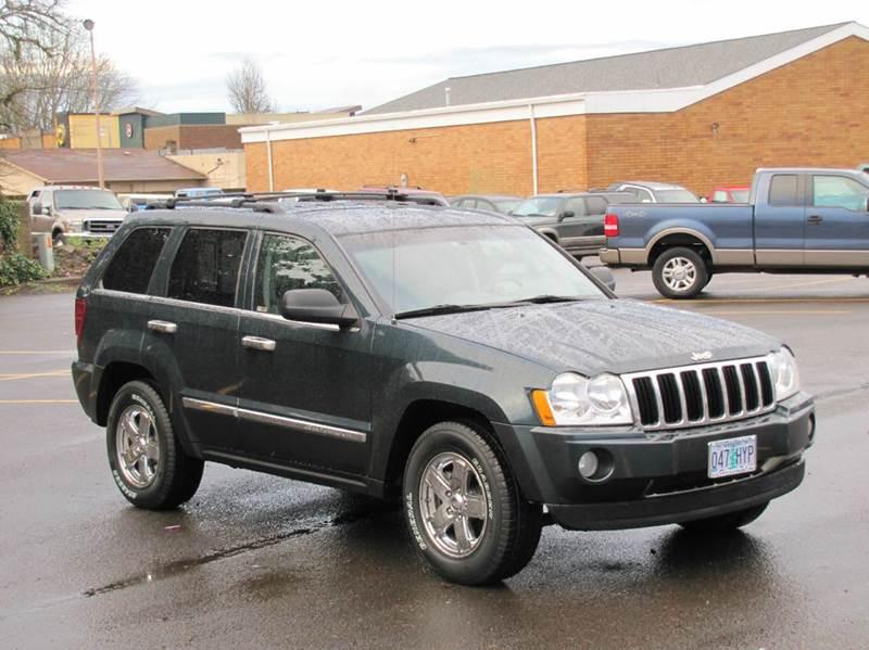 2005 jeep grand cherokee 4dr limited 4wd suv in corvallis or al hutchinson auto center. Black Bedroom Furniture Sets. Home Design Ideas