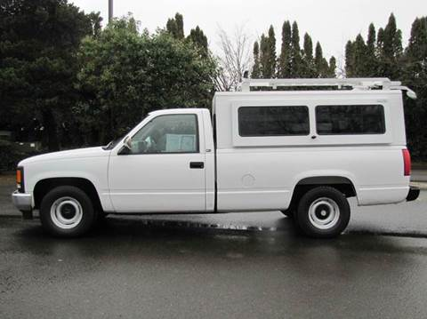 1998 GMC Sierra 1500 for sale in Corvallis, OR