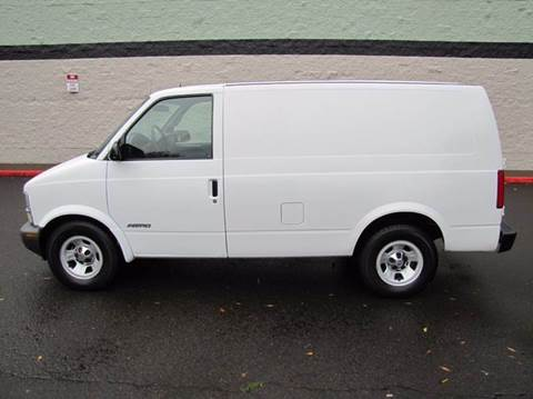 2001 Chevrolet Astro Cargo for sale in Corvallis, OR