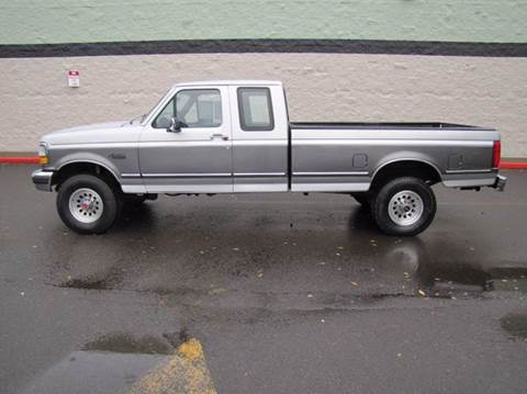 1992 Ford F-250 for sale in Corvallis, OR
