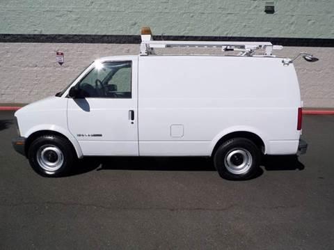 2000 GMC Safari Cargo for sale in Corvallis, OR