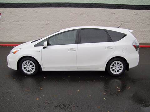2012 Toyota Prius v for sale in Corvallis, OR