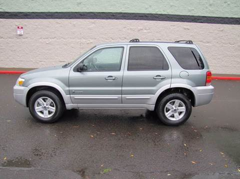 2006 Ford Escape Hybrid for sale in Corvallis, OR