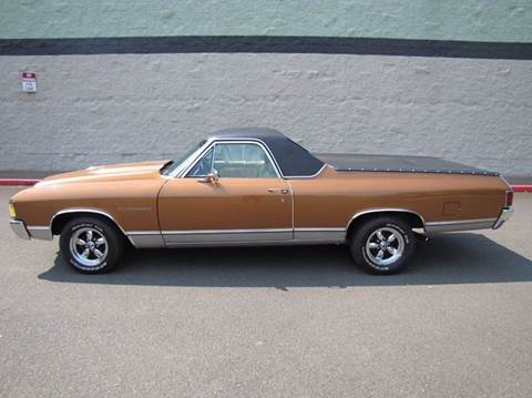 1972 Chevrolet El Camino for sale in Corvallis, OR