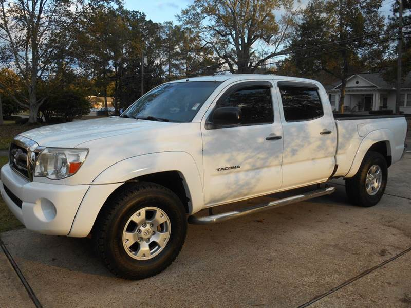 2006 Toyota Tacoma V6 V6 4dr Double Cab Cars Trucks Autos Post