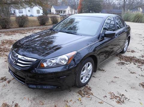 2012 Honda Accord for sale in West Point, MS