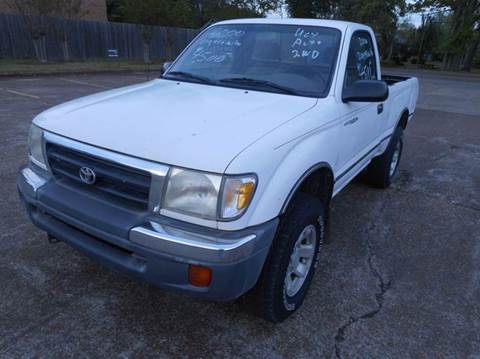 2000 Toyota Tacoma for sale in West Point, MS