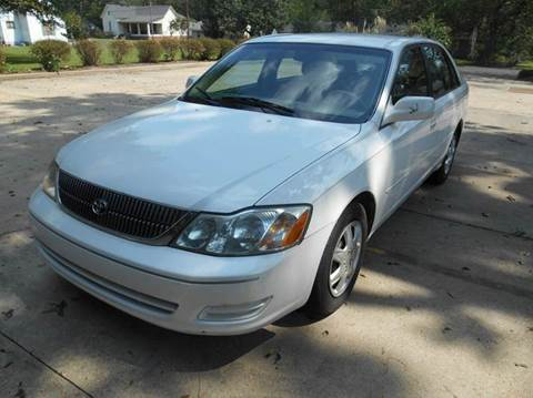 2001 Toyota Avalon for sale in West Point, MS