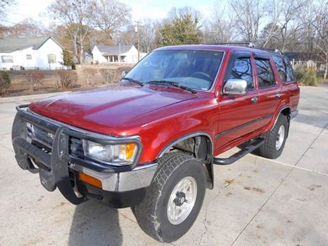 1993 Toyota 4Runner for sale in West Point, MS