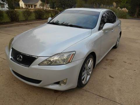 2006 Lexus IS 250 for sale in West Point, MS