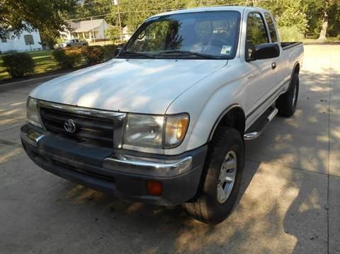 1999 Toyota Tacoma For Sale Carsforsale Com