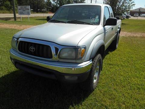 2004 Toyota Tacoma for sale in West Point, MS