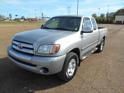 2003 Toyota Tundra for sale in West Point, MS