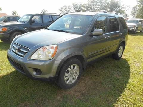 2005 Honda CR-V for sale in West Point, MS
