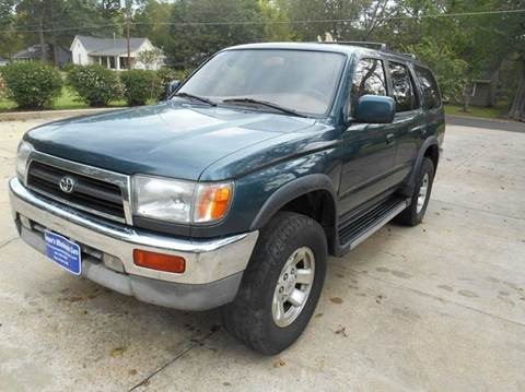 1997 Toyota 4Runner for sale in West Point, MS