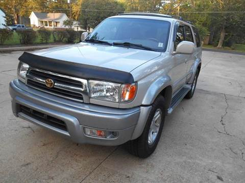 2000 Toyota 4Runner for sale in West Point, MS