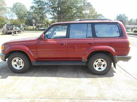 1994 Toyota Land Cruiser for sale in West Point, MS
