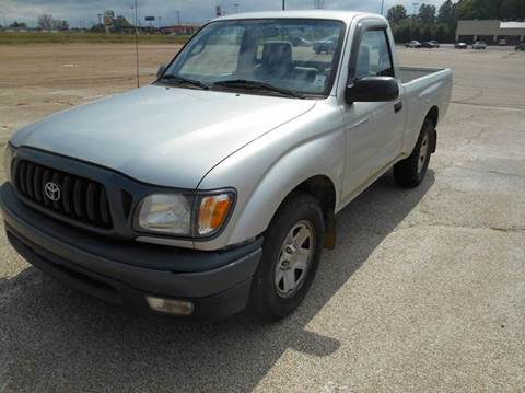 2003 Toyota Tacoma for sale in West Point, MS