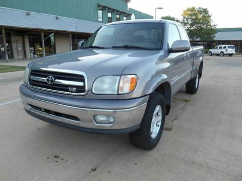 2002 Toyota Tundra for sale in West Point, MS