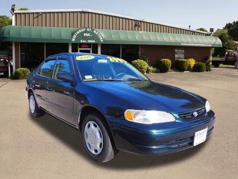 1999 Toyota Corolla for sale in Taunton, MA