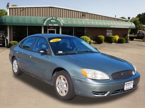 2007 Ford Taurus for sale in Taunton, MA