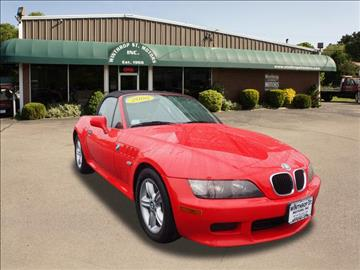 2000 BMW Z3 for sale in Taunton, MA