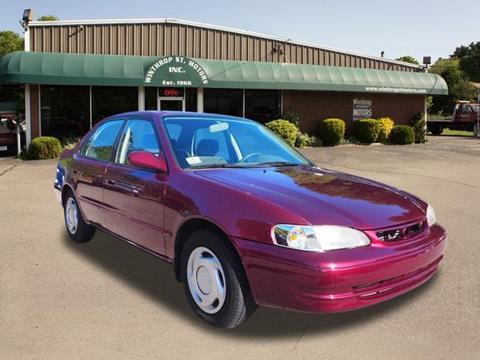 1998 Toyota Corolla for sale in Taunton, MA