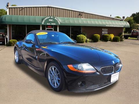 2004 BMW Z4 for sale in Taunton, MA