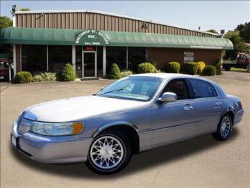 Used Lincoln Town Car For Sale In Taunton Ma Carsforsale Com