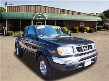1999 Nissan Frontier for sale in Taunton, MA