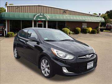 2013 Hyundai Accent for sale in Taunton, MA