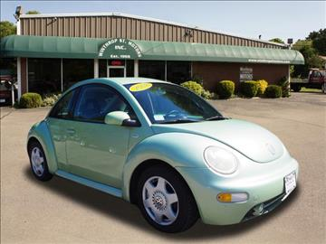 2002 Volkswagen New Beetle for sale in Taunton, MA